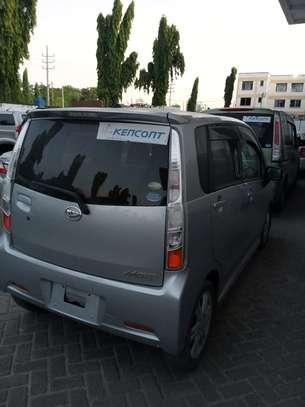 Daihatsu Move G Wagon 2012 image 8