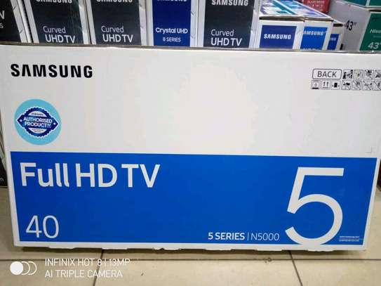 Samsung 40 Smart TV Full HD TV(Brand New) image 1