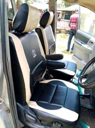 NOAH/VOXY/PRADO/IPSUM CAR SEAT COVERS image 1