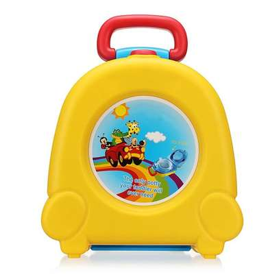 Portable Travel Potty Toilet Carry Seat Chair Toilet for Kids Baby Training image 5