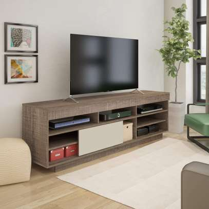 TV STAND | TV TABLE RACK For TVs UP TO 60 INCHES image 1