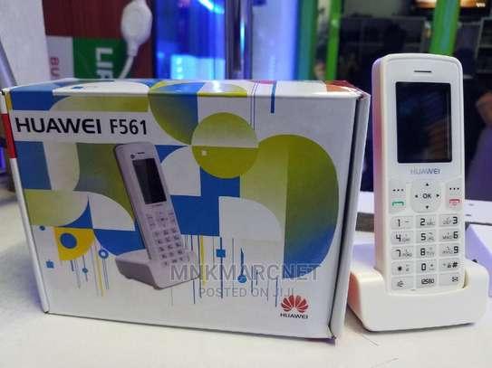 New Huawei Fusion U8652 White image 1