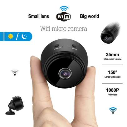 New A9 Version Wifi Mini Camera With Battery 1080P Night Vision Motion Detection Wireless IP Cam With Remote Indoor Smart Home image 1
