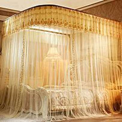 Two stand mosquito net image 3
