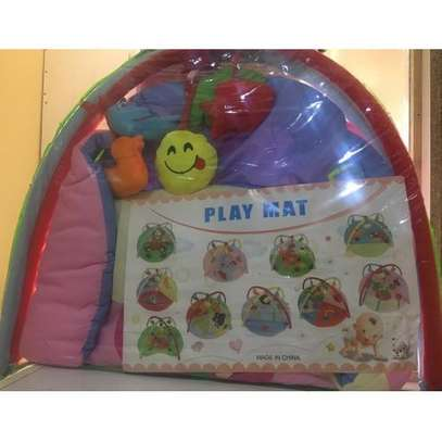 Play Mat with Toys - Multicoloured image 2