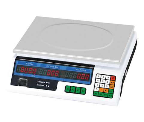 Price Commercial Bench Weigh Scale