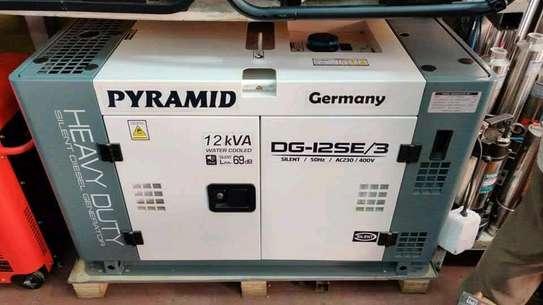 Generator 12kva pyramid brand image 2
