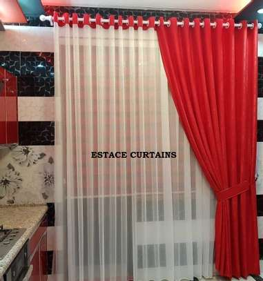Home decor curtains image 4