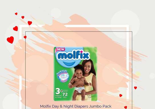 Molfix Day & Night Jumbo Pack