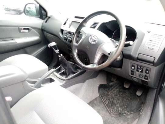 Toyota Hilux 3.0 D-4D Double Cab image 3