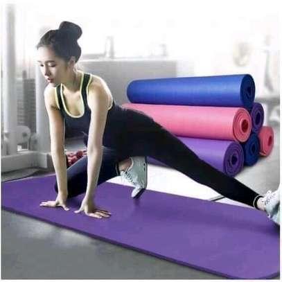 Yoga exercise matts image 4