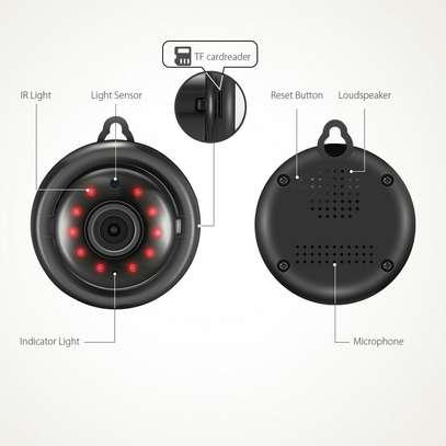 Wireless Indoor WiFi CCTV Camera-IP Camera 1080P HD image 4