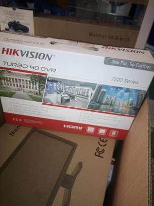 Hikvision Turbo HD 4 channel Dvr machine image 1