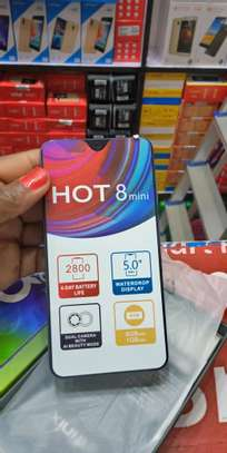Infinix Hot 8 mini