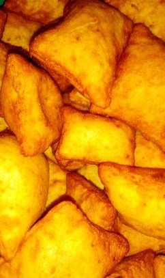Cakes| mandazi | chapati | MANDAZI |MAHAMRI image 2