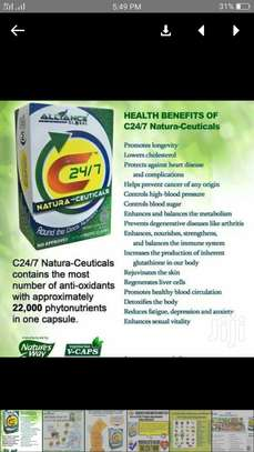 C24/7 Natural Ceutical Food Suppliment.