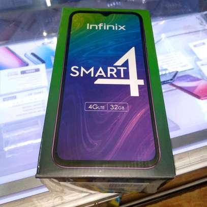 Infinix Smart 4 Brand New 32gb 2gb ram 6.6 inch full display+Delivery