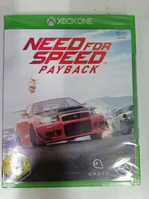 Need for Speed Payback XBOX image 1