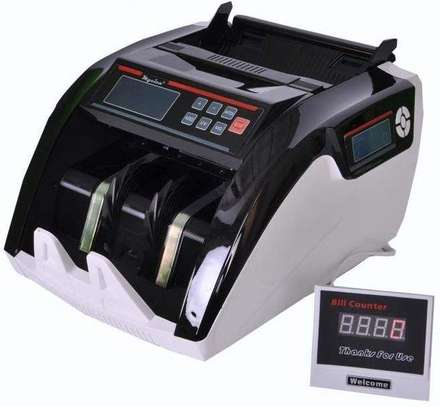 Cash Counter,currency count machine image 1