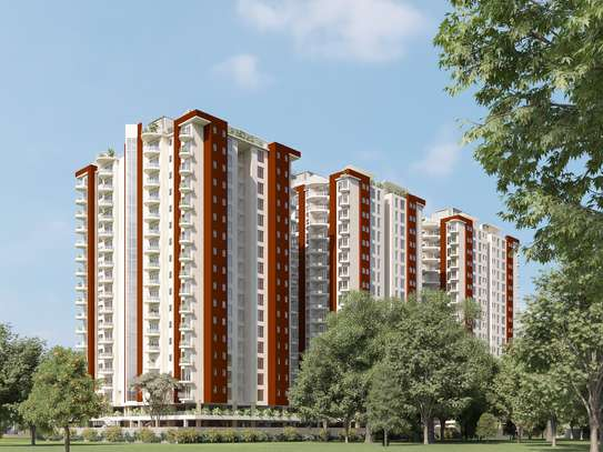 3 bedroom apartment for sale in Kilimani image 4