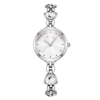 Kimio Dinner Ladies Bracelet Luxury Watch K6309S - Silver