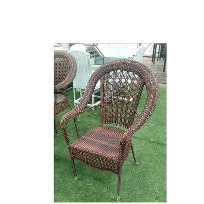 Outdoor chair image 1