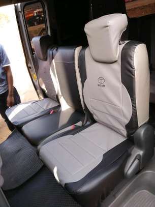 Puffy car seat covers image 4