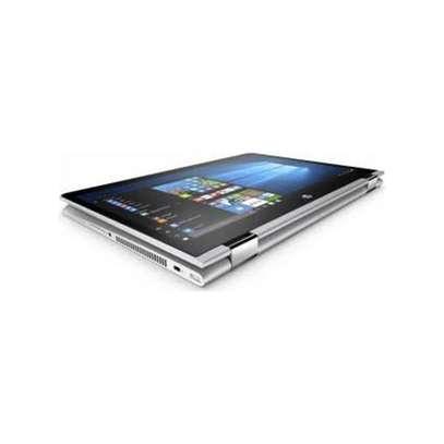HP Pavilion 14 x360 Laptop - Intel Core i3-2.2 8130U, 14-Inch, 500gb, 8GB, window 10 , Silver image 1