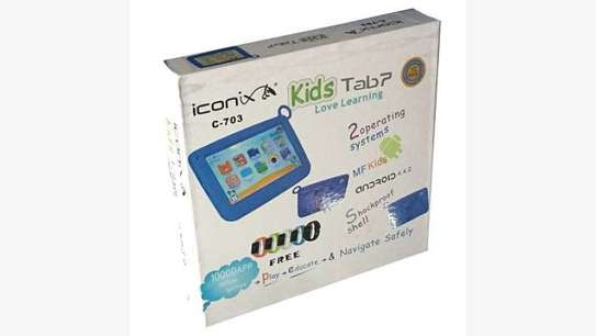 Kds tablet ICONIX C703 8GB Storage image 2