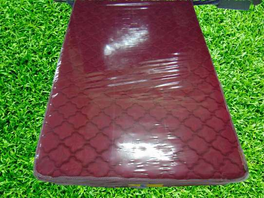 8 INCH EXTRA HIGH DENSITY QUILTED MATTRESS image 1