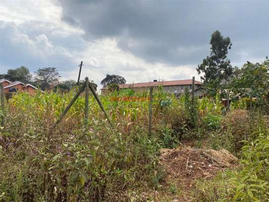 Kikuyu Town - Commercial Land, Land image 11