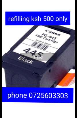 454 inkjet cartridge black PG