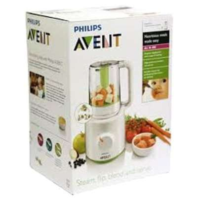 Philips Avent Combined Steamer and Blender - White