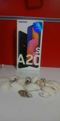 """Samsung Galaxy A20s - 6.5"""" - 32GB + 3GB (Dual SIM), 4G LTE, Tripple camera image 1"""