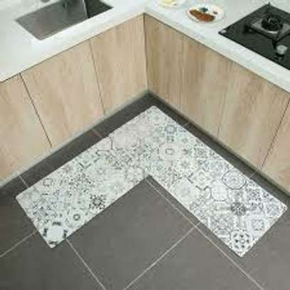 2 pc set kitchen mats image 1