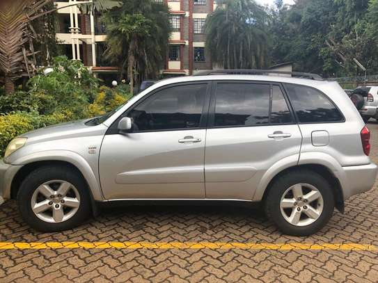 Toyota Rav 4 For Hire image 1