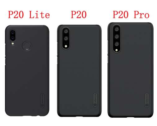 Nillkin Super Frosted Shield Matte cover case for Huawei P20 P20 Pro P20 Lite image 1