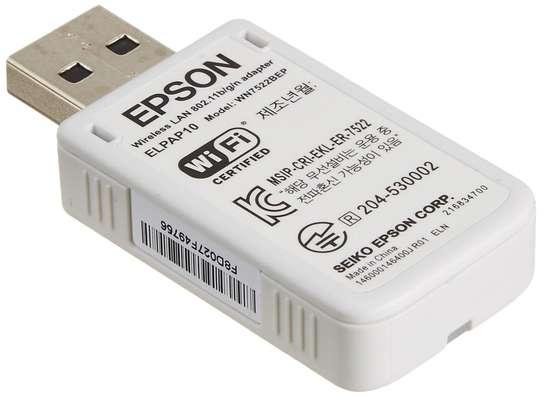 ELPAP10 , Epson wireless adapter image 1