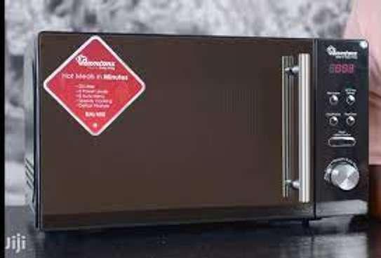 Ramtons RM/458 - Digital Glass Microwave, image 1