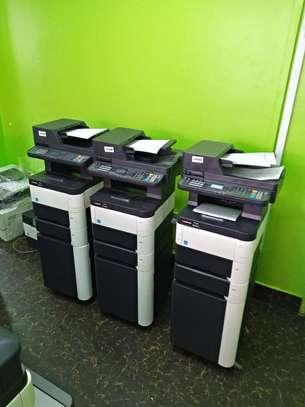 Cost efficient Kyocera M3040dn Photocopier machine image 1