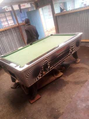 Master pool table