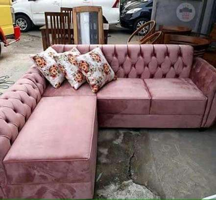 Chesterfield Sofa Set L-Shape (5 Seater)