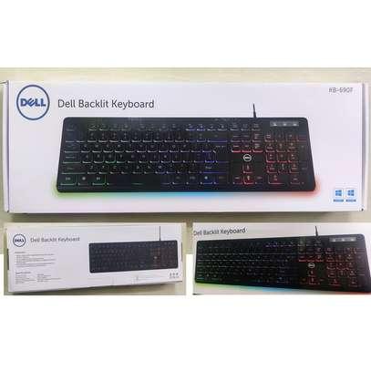 Dell Backlit Gaming Keyboard image 1