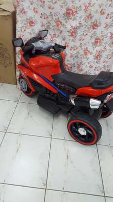 Rechargable Electric Battery Toy Motorbike