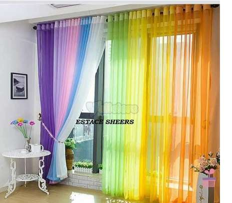 ELEGANT CURTAIN SHEERS