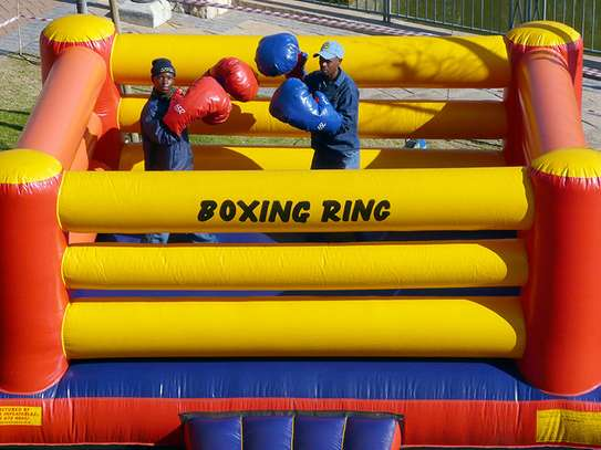Inflatable Interactive Games image 7