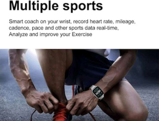DTX Smartwatch - With Industry Standard, Fitness, Health and Fun Features image 5
