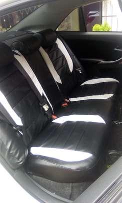 Pure Plain Car Seat Covers image 5