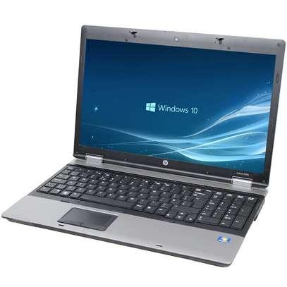 "HP ProBook 6555b, 15.6"" Widescreen TFT, Phenom II N830 / 2.1 GHz, 4GB RAM, 320GB HDD, DVD-RW, Bluetooth 2.1, Win10 PRO image 1"