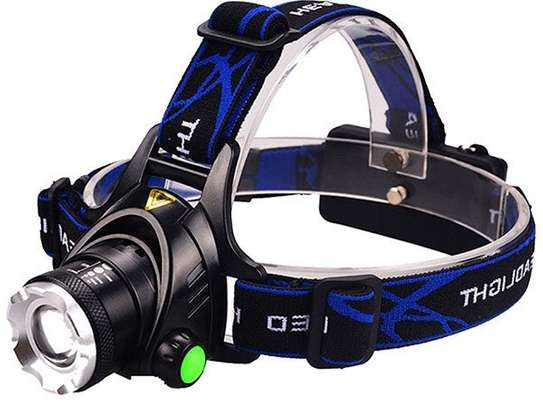 Rechargeable LED Headlamp For Outdoor image 2